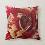 George Burns Rose Pillow