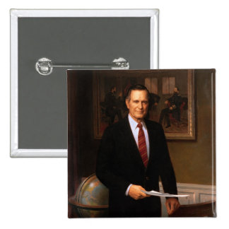 George Bush Button