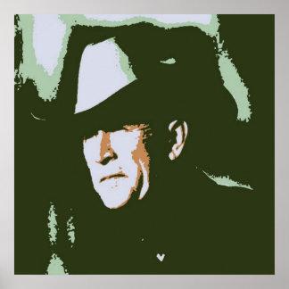 George Bush/Cowboy Posters