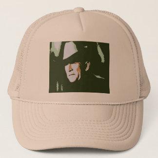 George Bush/Cowboy Trucker Hat