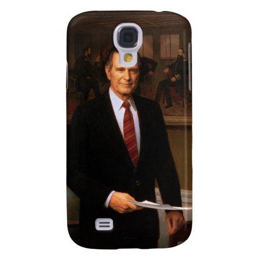 George Bush Galaxy S4 Covers