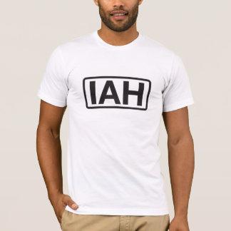 George Bush Intercontinental Airport code T-shirt