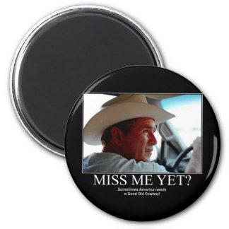 George Bush Magnet