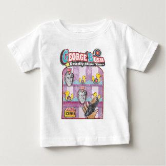 George Bush - Shoe Throw Attack! Baby T-Shirt