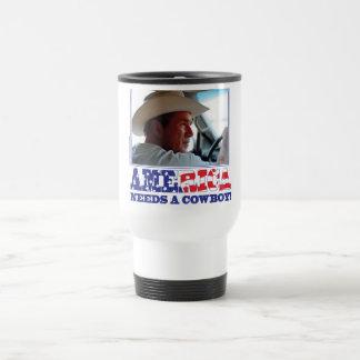George Bush Travel Mug