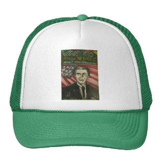 george bush wanted trucker hat
