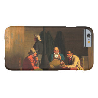 George Caleb Bingham - Country Politician Barely There iPhone 6 Case