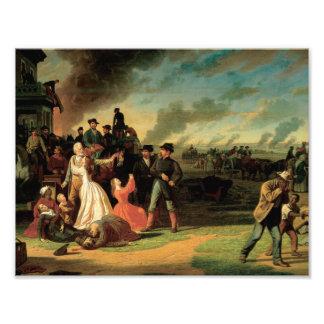 George Caleb Bingham - Order No. 11 Photo Print