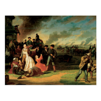 George Caleb Bingham - Order No. 11 Postcard