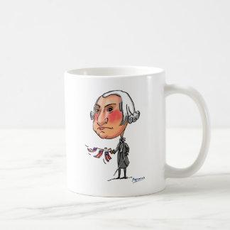 gEoRgE Classic White Coffee Mug