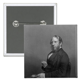 George Cruikshank Esq Pinback Button
