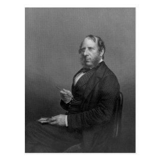 George Cruikshank Esq Postcard