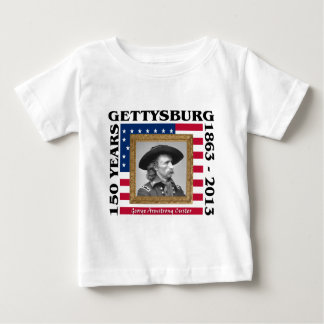 George Custer - 150o aniversario Gettysburg Remera