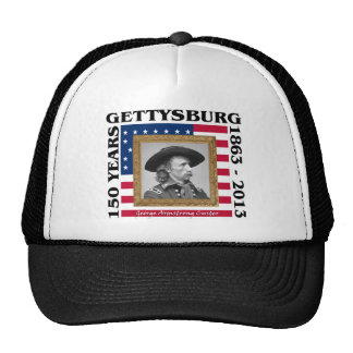 George Custer - 150th Anniversary Gettysburg Hats