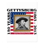 George Custer - 150th Anniversary Gettysburg Post Cards