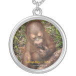 George Dirty Mouth Mud Pies Pendants