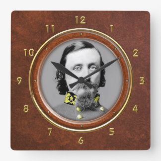 George E Pickett 10 75 Wall Clocks