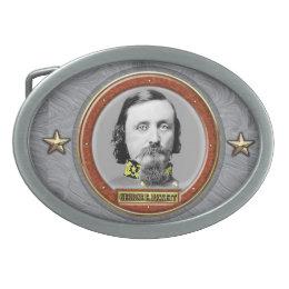 George Edward Pickett Belt Buckle