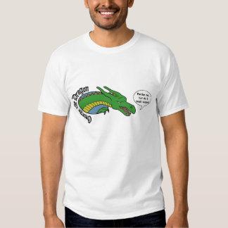 George el dragón remera