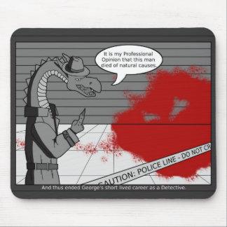 George el dragón tapete de raton