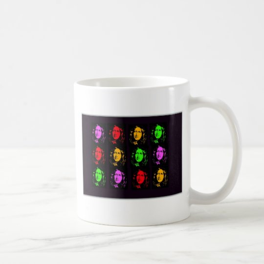 George Eliot Collage Coffee Mug