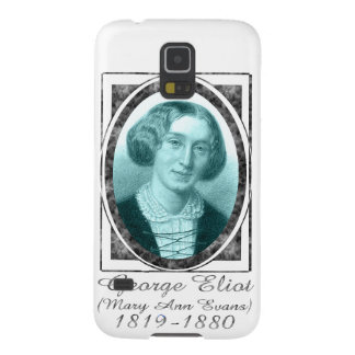 George Eliot Galaxy S5 Cover