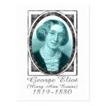 George Eliot Postcard