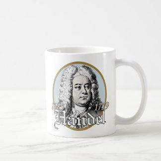 George F. Handel Coffee Mugs