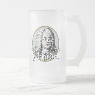 George F. Handel Mugs