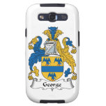 George Family Crest Samsung Galaxy SIII Cases