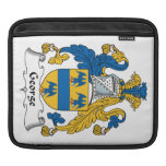 George Family Crest Sleeves For iPads