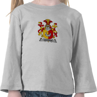 George Family Crest Tee Shirts