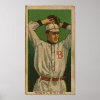 George Ferguson, Boston Doves Poster