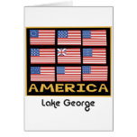 george flag 9 cards