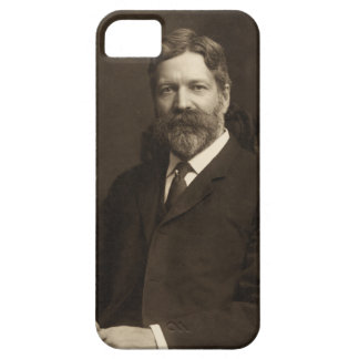 George Foster Peabody by the Pach Brothers iPhone 5 Cases