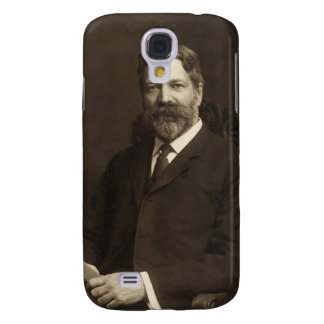 George Foster Peabody by the Pach Brothers Samsung Galaxy S4 Cover