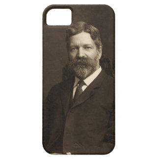 George Foster Peabody by the Pach Brothers iPhone 5 Covers