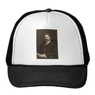 George Foster Peabody by the Pach Brothers Hats