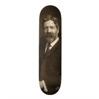 George Foster Peabody by the Pach Brothers Skateboard Deck