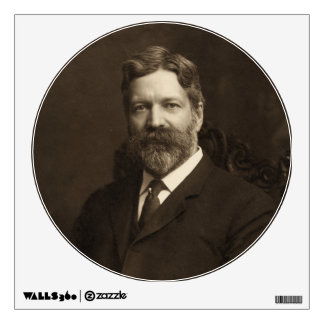 George Foster Peabody by the Pach Brothers Wall Sticker