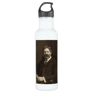 George Foster Peabody by the Pach Brothers Water Bottle