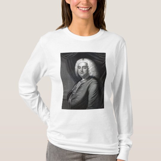 George Frederic Handel, engraved by Thomson T-Shirt