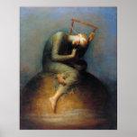 George Frederic Watts: Esperanza Posters