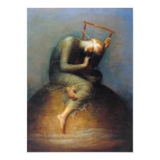 George Frederic Watts: Hope Card
