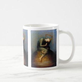George Frederic Watts: Hope Coffee Mug