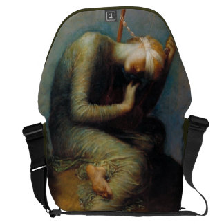 George Frederic Watts: Hope Courier Bag
