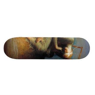 George Frederic Watts: Hope Skateboard