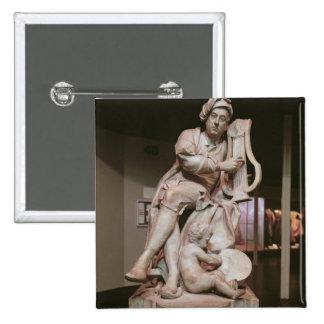 George Frederick Handel  1738 Pinback Button