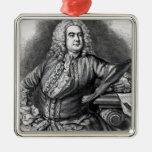 George Frederick Handel, 1749 Christmas Ornaments