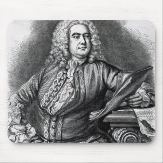 George Frederick Handel, 1749 Mouse Pad
